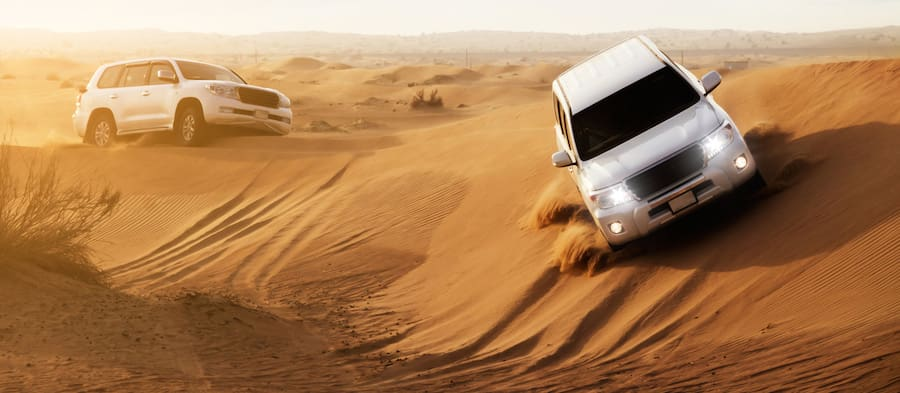 desert safari Best Places to visit in Jeddah, Saudi Arabia